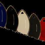 Keyfob Blade - formschöner RFID Tag für z.B. Zutrittskontrollsysteme